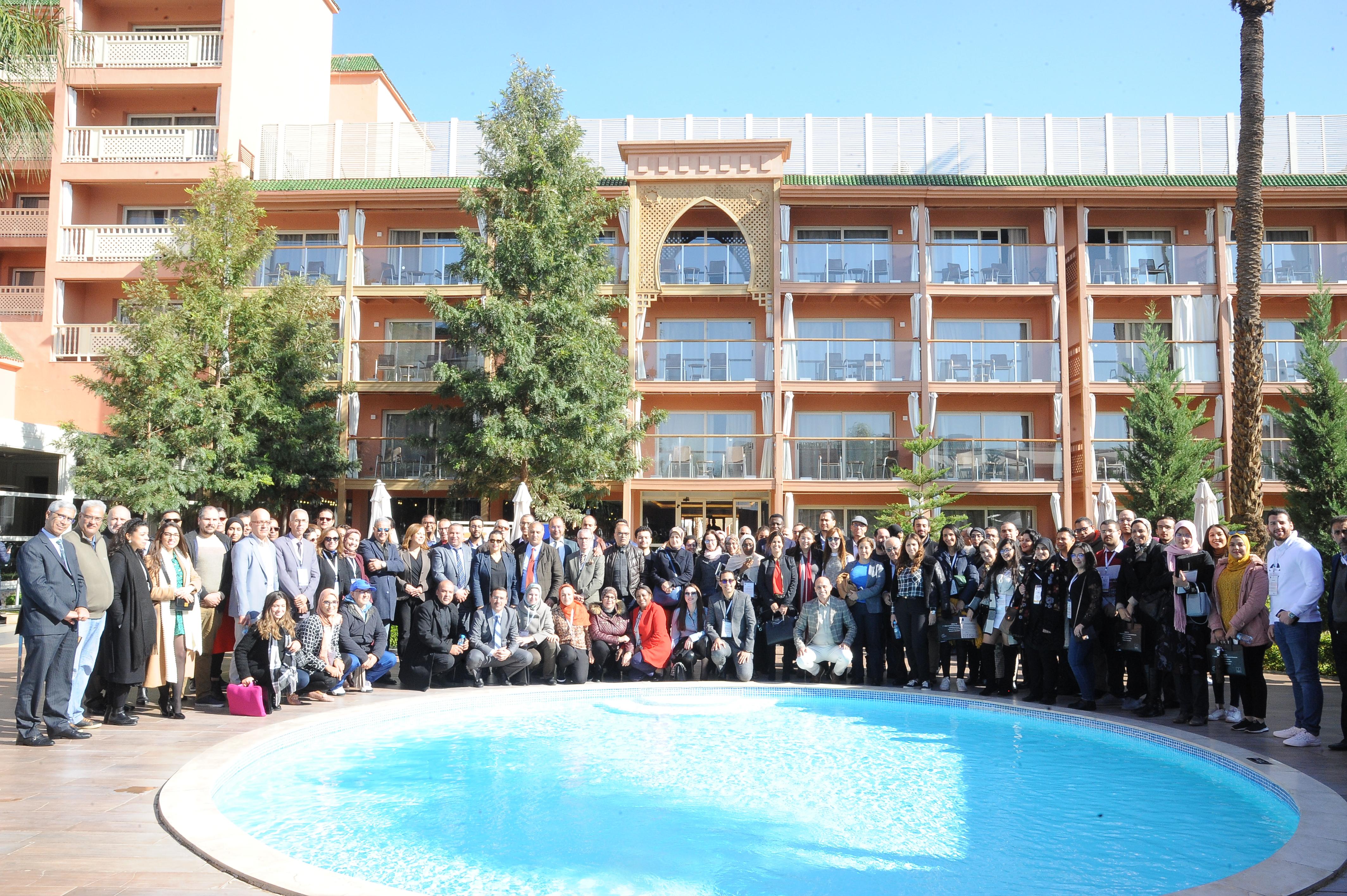 Colloque International de Recherche en Économie et Gestion